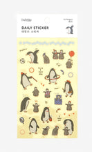 Load image into Gallery viewer, Daily Sticker - Penguin
