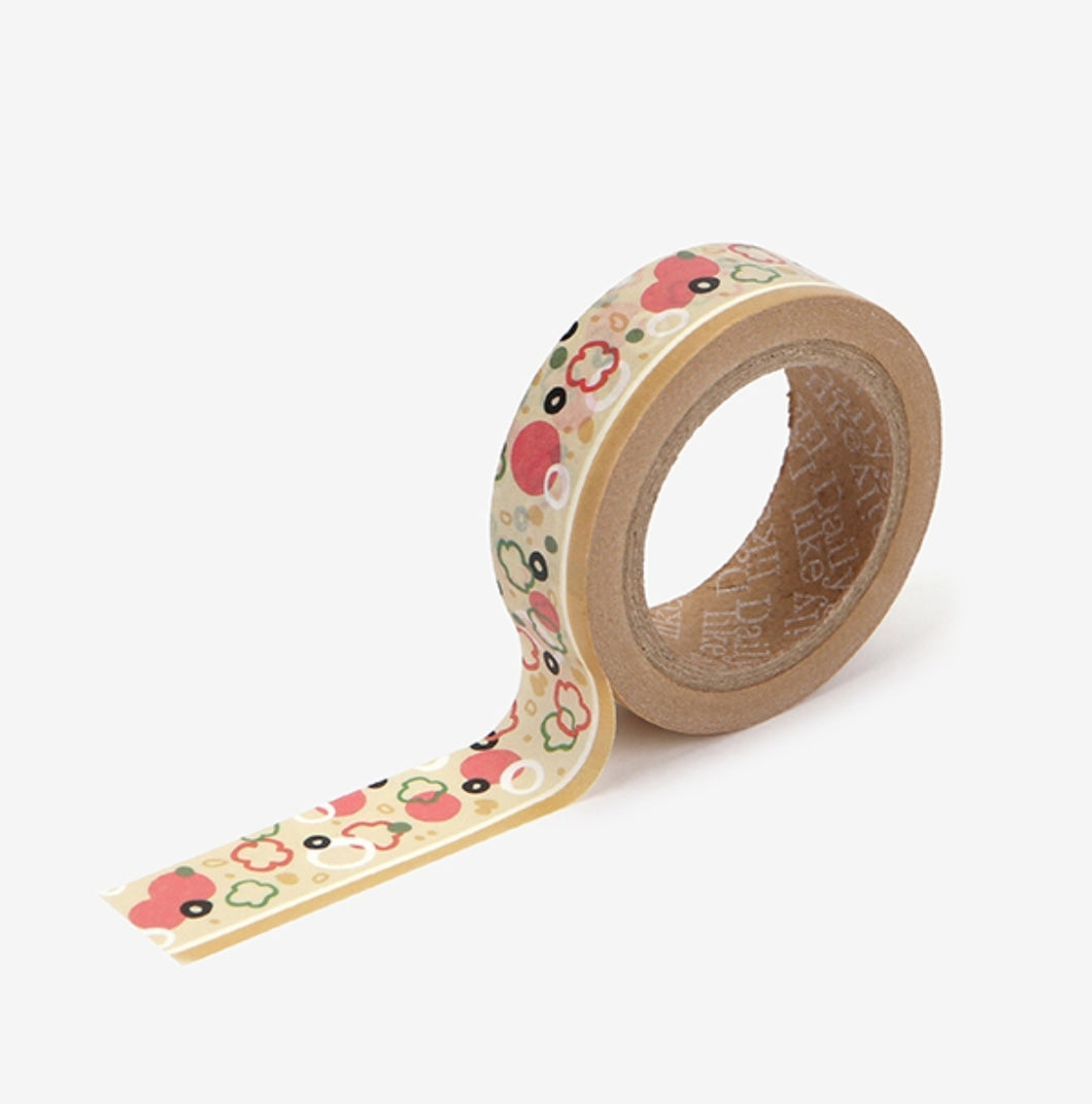 Pizza Washi Tape - 132