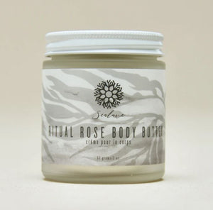 Sealuxe - Ritual Rose Body Butter