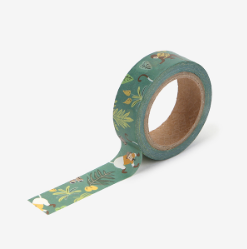 Jungle Washi Tape - 136