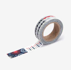 Party Pattern Washi Tape - 83