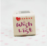 Wish List Mini Stamp