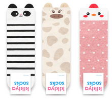 Load image into Gallery viewer, Panda Stripe Socks