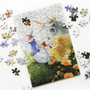 Indigo Mini Puzzle 108 Pieces - Wizard of Oz (Green)