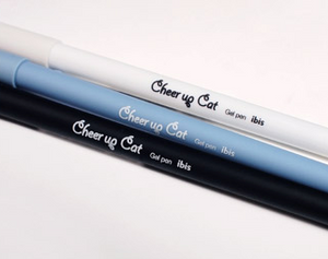 Cheer Up Cat Gel Pen