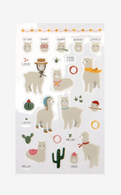 Load image into Gallery viewer, Daily Sticker - Alpaca