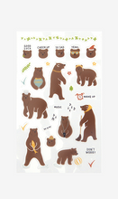 Load image into Gallery viewer, Daily Sticker - Bear