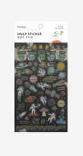 Load image into Gallery viewer, Daily Sticker - Universe