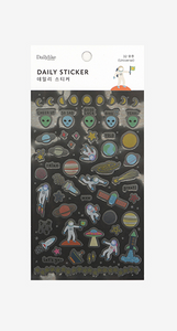 Daily Sticker - Universe