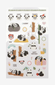 Daily Sticker - Panda