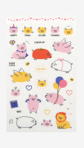 Daily Sticker - Pig