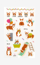 Load image into Gallery viewer, Daily Sticker - Welsh Corgi
