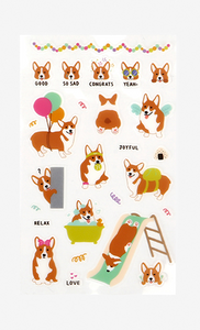 Daily Sticker - Welsh Corgi