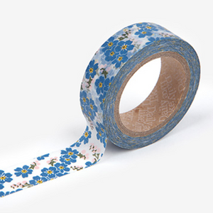 Forget Me Not Washi Tape - 29