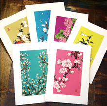 Load image into Gallery viewer, Magnolia Illustrated Floral Card