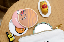 Load image into Gallery viewer, Gudetama Hand Mirror - Hotcake