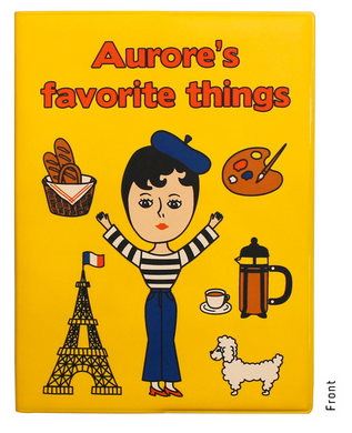 Aurore's Favorite Things Handy Notebook