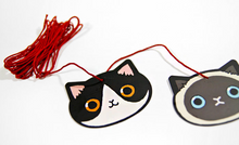Load image into Gallery viewer, Lovely Cat Gift Tag Pack