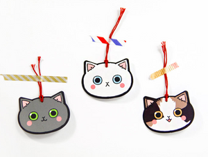 Lovely Cat Gift Tag Pack