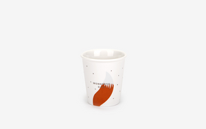 Morning Cup - Fox