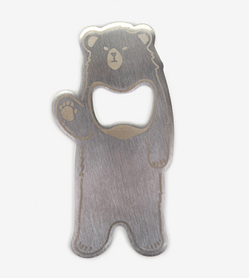 Bottle Opener - Bear
