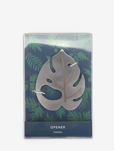 Load image into Gallery viewer, Bottle Opener - Monstera