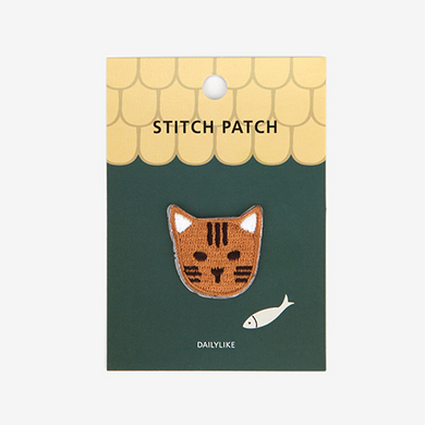 Iron-On Patch - Cat