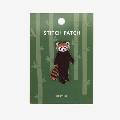 Iron-on Patch - Red Panda