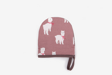 Load image into Gallery viewer, Potholder - Alpaca