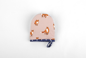 Potholder - Winter Fox