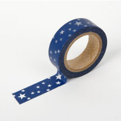 Starry Washi Tape - 04