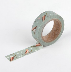 Cozy Bird Washi Tape - 18