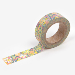 Dreamlike Tiny Flower Washi Tape - 42