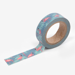 Flamingo Washi Tape - 44