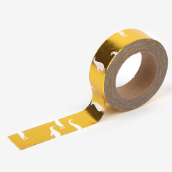 Gold Goose Washi Tape - 48