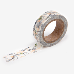 Murmur Bird Washi Tape - 61