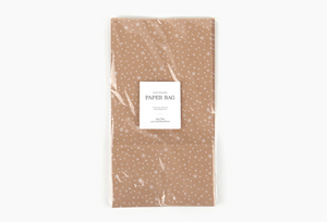 Starry Pattern Paper Bag