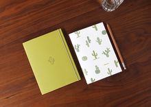 Load image into Gallery viewer, The Diary - Cactus