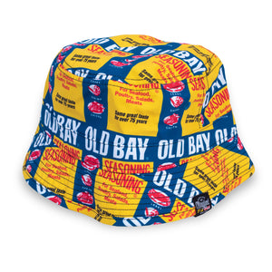 OLD BAY® - CAN PATTERN BUCKET HAT