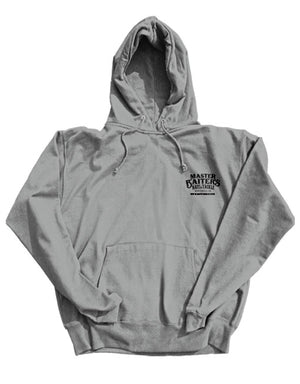 Master Pullover Hoodie - Grey