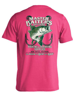 Beat Our Bait - T Shirt - Pink Mamba