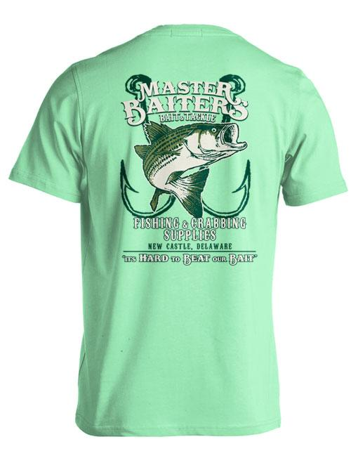 Beat Our Bait - T Shirt - Seafoam