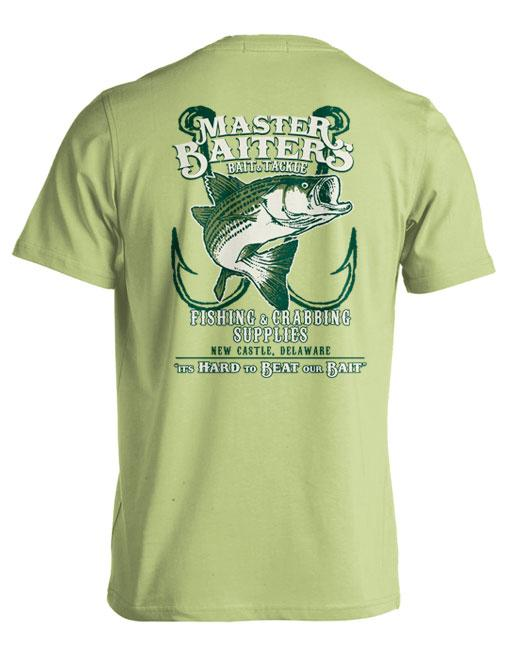 Beat Our Bait - T Shirt - Mossy