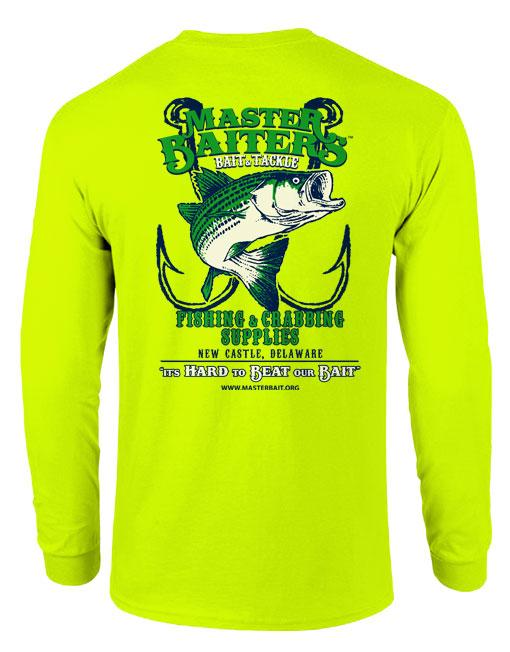 Beat Our Bait - Performance Long Sleeve - Flash Back
