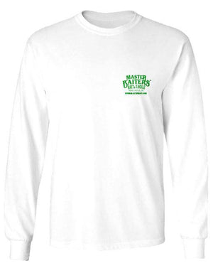 Beat Our Bait - Performance Long Sleeve - Great White