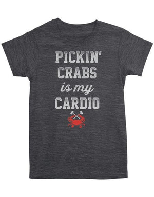 Pickin' Crabs Is My Cardio