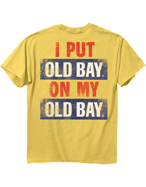 OLD BAY® - ON MY OLD BAY