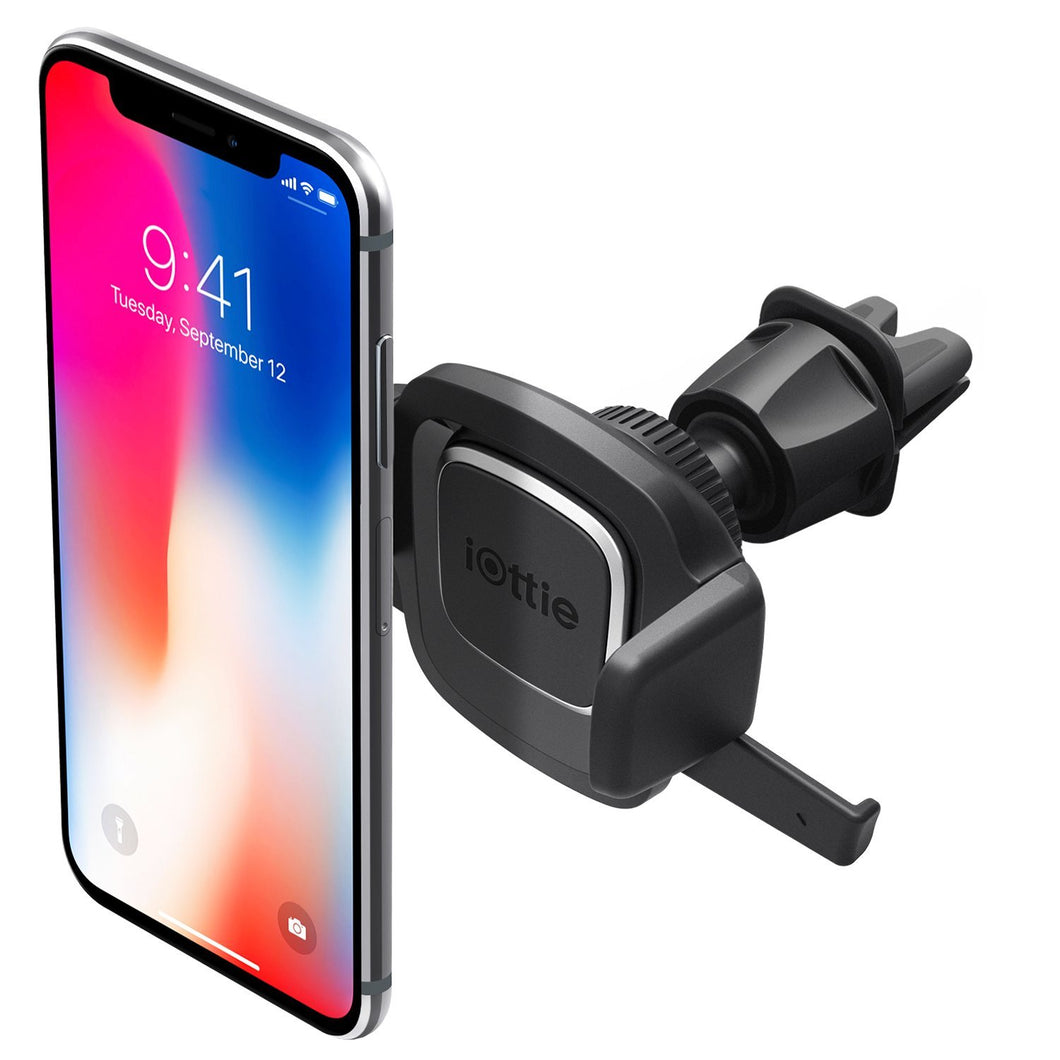 iOttie Easy One Touch 4 Air Vent Car Mount Phone Holder Dock Cradle