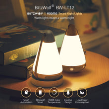 Load image into Gallery viewer, BlitzWolf Night light Roome Smart Night Light - Automate + App + Manual Control