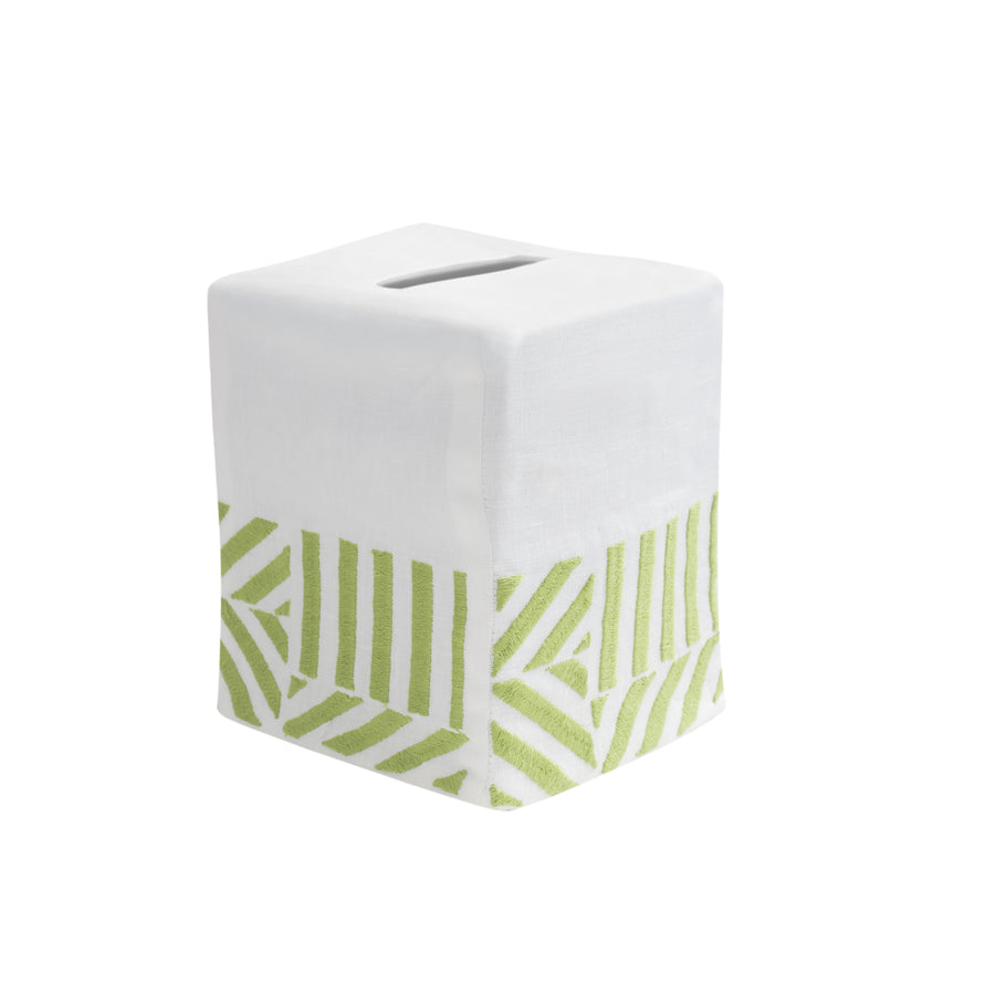Cabana Tissue Box Cover